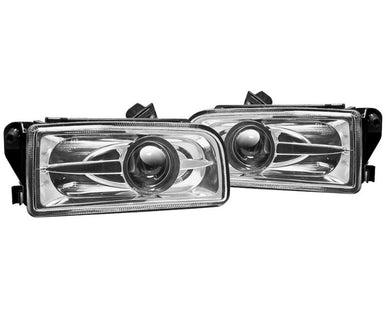 Winjet Fog Lights BMW 318i/328i/M3 E36 (1992-1998) Clear / Yellow / Projector / OEM