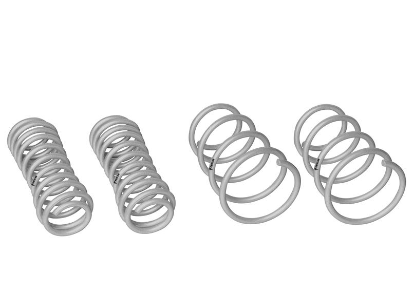 whiteline lowering springs ford mustang gt  2005