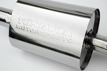 "Load image into Gallery viewer, Yonaka Exhaust Honda Civic Sedan DX / EX / LX (2006-2011) 2.5"" Catback"