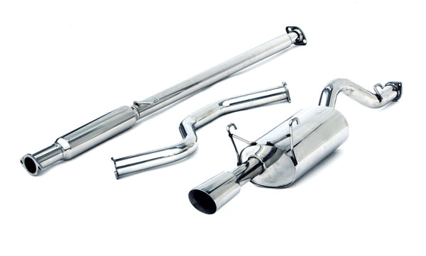 Yonaka Exhaust Honda Civic EK [DX/HX/LX Sedan/Coupe] (96-00) YMCB-CIV9600DX
