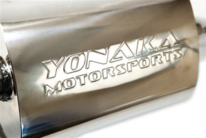 Yonaka Exhaust Acura Integra LS/RS/GS/GSR/Type-R [Coupe] (94-01) YMCB002