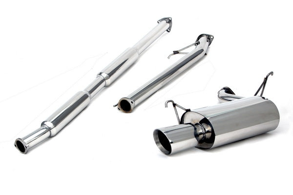 Yonaka Exhaust Honda Accord Sedan (1998-2002) YMCB006
