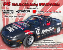 Load image into Gallery viewer, Yonaka Coilovers Mazda Miata NA [Spec 2] (1989-1998) YMTC2006