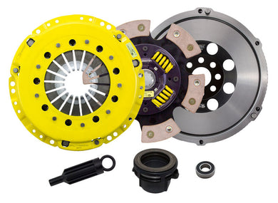ACT Heavy Duty Clutch BMW M3 E46 [6 Puck Sprung w/ Streetlite Flywheel] (01-06) BM4-HDG6