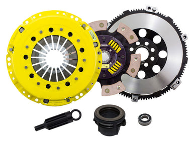 ACT Heavy Duty Clutch BMW M3 E46 [6 Puck Sprung w/ Prolite Flywheel] (01-06) BM5-HDG6
