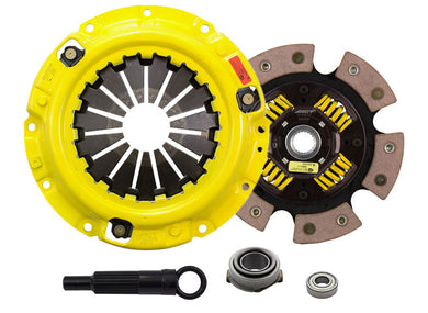 ACT Heavy Duty Clutch Ford Ranger 2.2 Diesel [6 Puck Sprung HD/Race] (83-84) FC2-HDG6