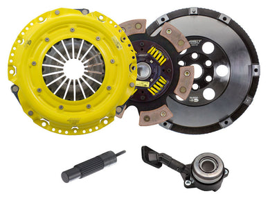 ACT Heavy Duty Clutch Ford Focus ST [6 Puck Sprung w/ Streetlite Flywheel] (13-15) FF3-HDG6