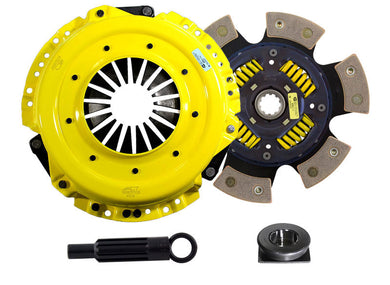 ACT Heavy Duty Clutch Ford F150 V8 [6 Puck Sprung HD/Race] (80-82) FM12-HDG6