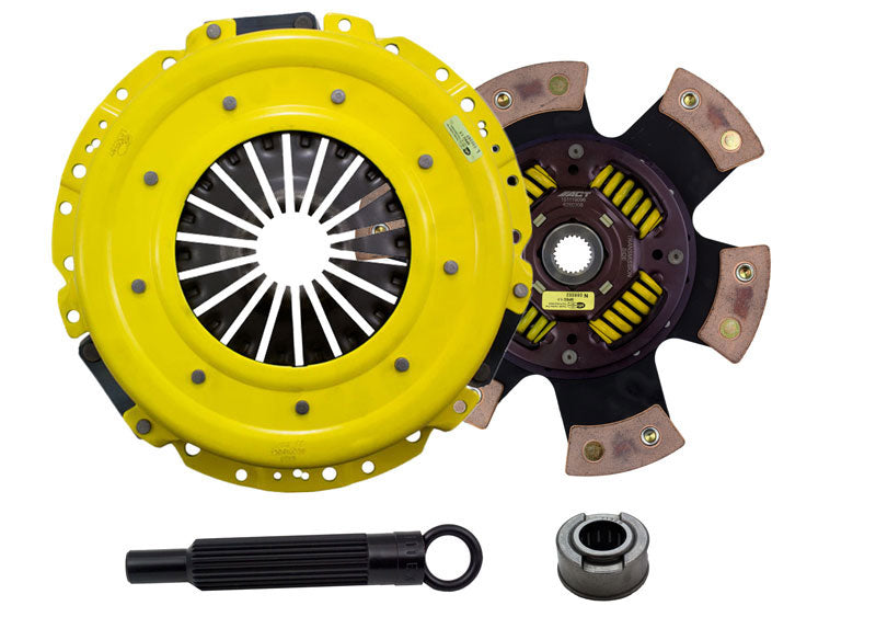 ACT Heavy Duty Clutch Ford Mustang V8 5.0L [6 Puck Sprung HD/Race] (11-17) FM13-HDG6