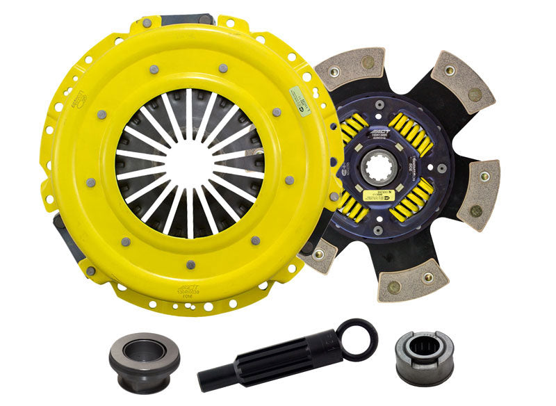 ACT Heavy Duty Clutch Ford Mustang GT/SVT Cobra [6 Puck Sprung w/ 10 Spline] (99-04) FM3-HDG6