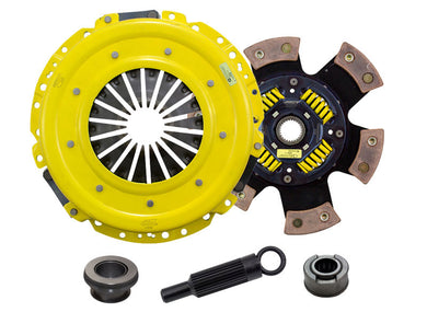 ACT Heavy Duty Clutch Ford Mustang GT/SVT Cobra [6 Puck Sprung w/ 26 Spline] (99-04) FM9-HDG6