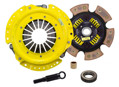 ACT Heavy Duty Clutch Nissan 240SX KA S13 [6 Puck Sprung HD/Race] (91-93) NX4-HDG6