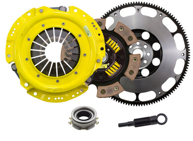 ACT Heavy Duty Clutch Scion FRS/Subaru BRZ/Toyota 86 [6 Puck Sprung w/ Prolite Flywheel] (13-19) SB8-HDG6