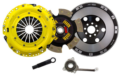 ACT Heavy Duty Clutch Audi A3 (T) [6 Puck Sprung w/ Streetlite Flywheel] (08-13) VW8-HDG6