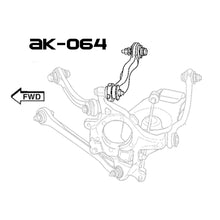 Load image into Gallery viewer, Godspeed Camber Kit Dodge Magnum [Rear Arms] (2005-2008) AK-064