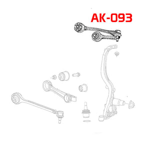 Godspeed Camber Kit Dodge Challenger RWD [Front] (2008-2020) AK-093