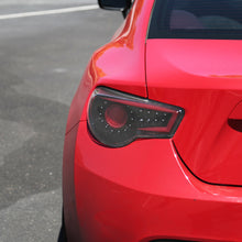 Load image into Gallery viewer, Spec-D Tail Lights Scion FRS / Subaru BRZ (13-16) Sequential - Pearl Black or Red