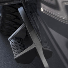 Load image into Gallery viewer, Armordillo Drop Side Steps Toyota Tacoma Double Cab (2005-2020) Matte Black - 7169418