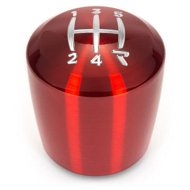 Raceseng Ashiko Translucent Shift Knob [M10x1.25mm Adapter] Mazda2 (11-14) Smoke/Blue/Red