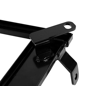 Spec-D Racing Seat Brackets Ford Mustang (1979-1998) BKT-L-MST79