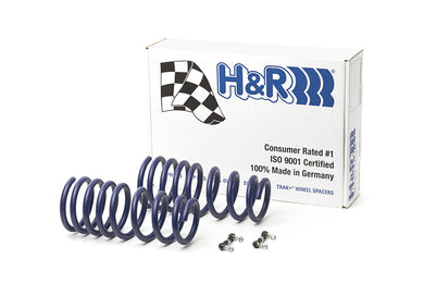 H&R Lowering Spring BMW F15 X5 xDrive35d/xDrive35i/xDrive50i (14-18) Sport or VTF Adjustable Springs