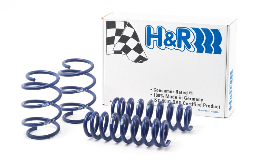 H&R Lowering Springs BMW F30 / F32 xDrive AWD [Sport] (2014-2019) 28832-1
