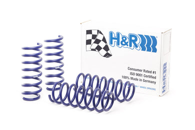 H&R Lowering Springs BMW M5 F10 (2012-2016) Sport or VTF Adjustable Spring