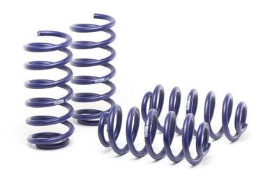 H&R Lowering Springs Audi A4 2WD/Quattro (2017-2020) Sport or VTF Adjustable Spring