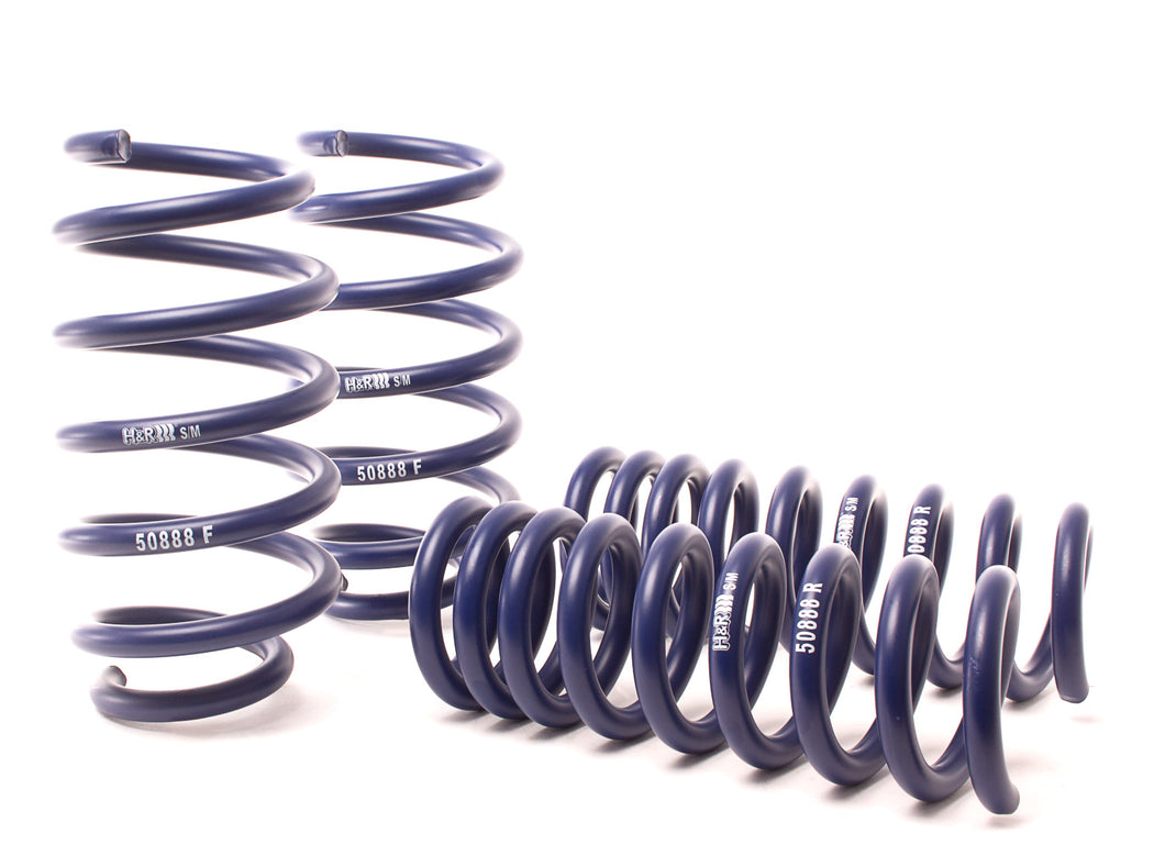 H&R Lowering Springs Dodge Challenger SE V6 (09-17) SXT (11-17) [Sport Springs] 50880