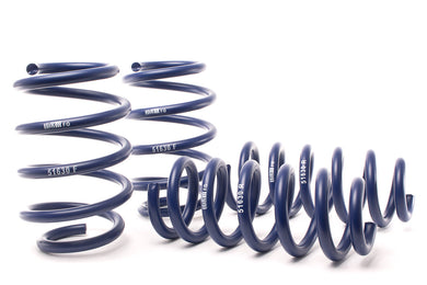 H&R Lowering Springs Aston Martin V8 Vantage Coupe [Sport Springs] (2006-2016) 29108-1