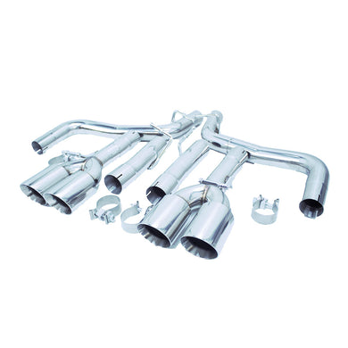 Rev9 Catback Exhaust Dodge Challenger 3.6 V6 (2015-2020) 2.5