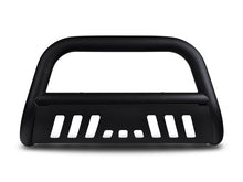 Load image into Gallery viewer, Armordillo Bull Bar Guard Chevy Colorado [Classic w/ Skid Plate] (04-12) Black/Matte Black/Polished