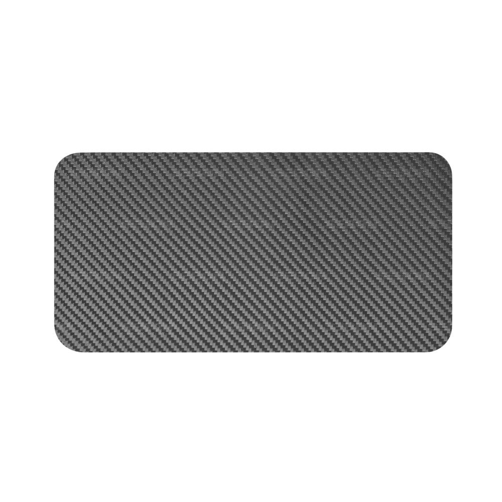 SEIBON Carbon Fiber License Plate - Gloss