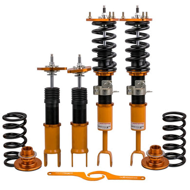 MSR Coilovers Infiniti G35 RWD / Nissan 350Z (2003-2008) 24 Way Adjustable