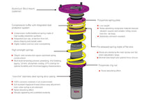 Load image into Gallery viewer, KW V1 Coilovers Audi A4 FWD Sedan / Avant [Variant 1] (2000-2001) 10210038