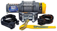 Load image into Gallery viewer, Superwinch Terra 25 ATV/UTV Winch (12v Steel Rope) 1125220