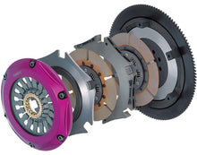 Load image into Gallery viewer, Exedy Hyper Twin Disc Cerametallic Clutch Subaru Legacy GT (06-09) FM022SDF