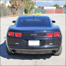 Load image into Gallery viewer, Spec-D Tuning Exhaust Chevy Camaro V6 [Burnt Tips] (10-15) MFCAT2-CMR10T-SD