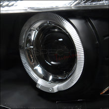 Load image into Gallery viewer, Spec-D Projector Headlights BMW E82 128i / 135i [Halo LED] (07-13) Black Housing