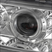 Load image into Gallery viewer, Spec-D Projector Headlights Toyota Corolla [Dual Halo LED] (93-97) Black or Chrome