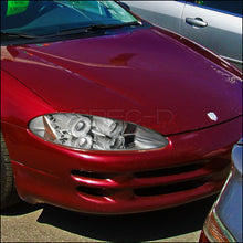 Load image into Gallery viewer, Spec-D Projector Headlights Dodge Intrepid [Dual Halo LED] (98-04) Black or Chrome Housing