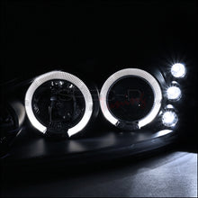 Load image into Gallery viewer, Spec-D Projector Headlights Pontiac Grand Am [Halo LED] (99-05) Black or Chrome