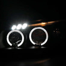 Load image into Gallery viewer, Spec-D Projector Headlights Nissan Maxima [Halo LED] (00-01) Black or Chrome