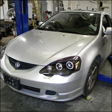 Load image into Gallery viewer, Spec-D Projector Headlights Acura RSX [Dual Halo] (2002-2004) Black or Chrome