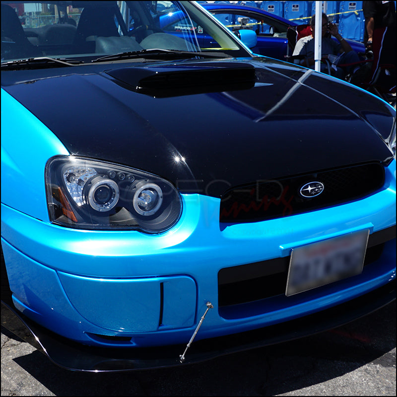 2004 Subaru Wrx For Sale >> Spec-D Projector Headlights Subaru WRX [Dual Halo LED] (04 ...