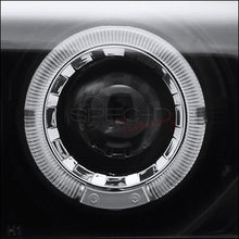 Load image into Gallery viewer, Spec-D Projector Headlights Nissan Sentra [Dual Halo] (95-99) Black or Chrome