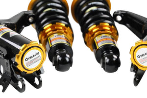 Yellow Speed Dynamic Pro Sport Coilovers Mitsubishi Lancer EVO III (1995) YS01-MT-DPS023