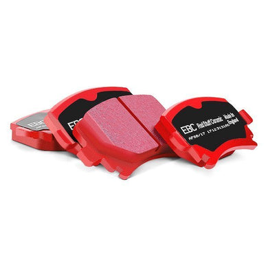 EBC Redstuff Ceramic Brake Pads Kia Optima 2.4L/2.4L Hybrid [Elec PB] (2013-2019) Front or Rear