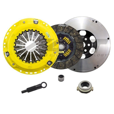 ACT Heavy Duty Clutch Mazdaspeed3 MS3 [Street Disc w/ Flywheel] (07-13) ZX4-HDSS