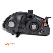 Load image into Gallery viewer, Spec-D OEM Replacement Headlights Honda Del Sol (93-97) JDM Black